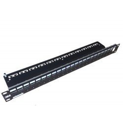 3M 24 Ports Cat-6 Patch Panel