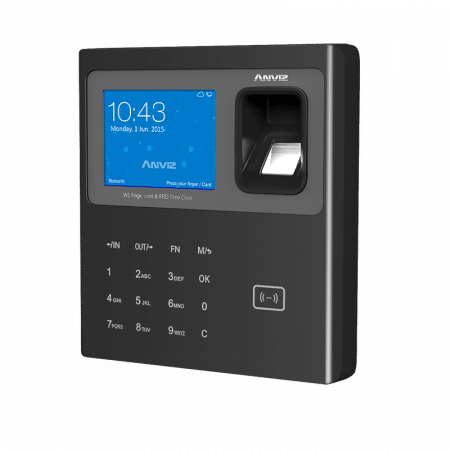 Anviz W1 - Attendance Machine