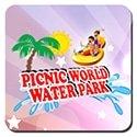 Picnic World Water Park logo