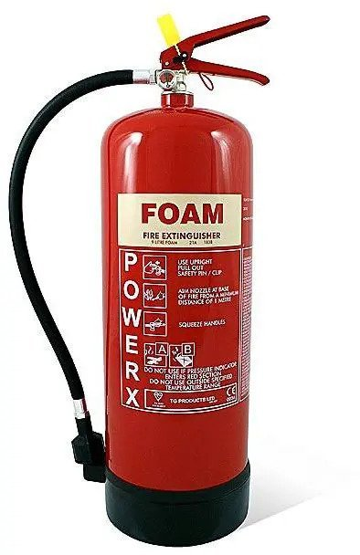 AFFF Fire Extinguisher 9Ltr