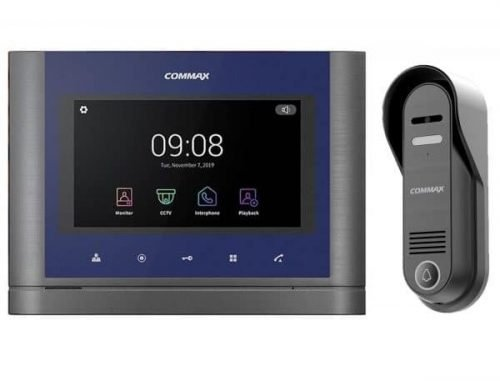 Intercom System - Commax Video Door Phone CDV-1024MA