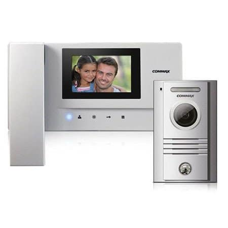 Commax Video Door Phone CDV-35A (Intercom System)
