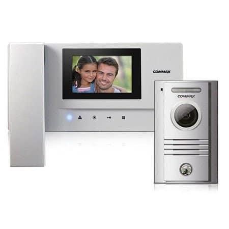 Commax Video Door Phone CDV-35A (Intercom System)