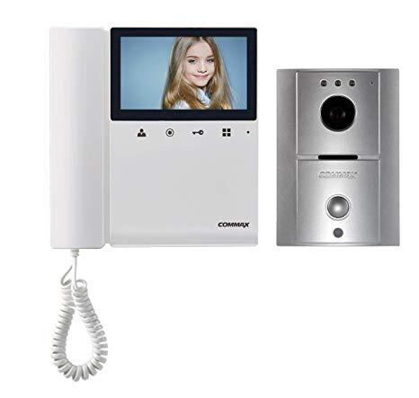 Commax Video Door Phone CDV-43K (Intercom System)