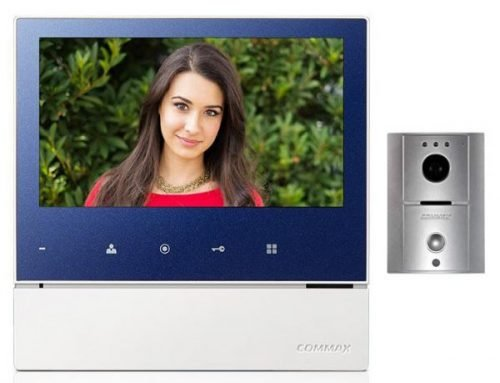Commax Video Door Phone Intercom
