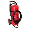 DCP Type Fire Extinguisher 50KG with Trolley
