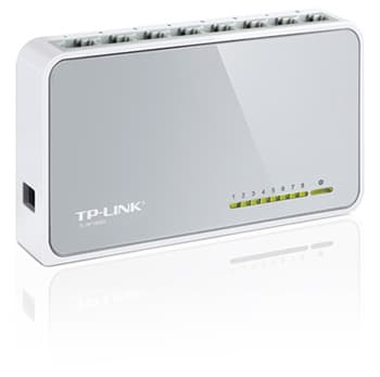 TP-Link Switch | TL-SF1008D 8-port 10/100M