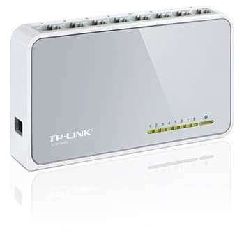 TP-Link Switch | TL-SF1008D 8-port 10/100M