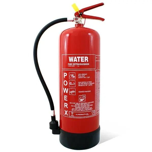 Water Type Fire Extinguisher 9Ltr.