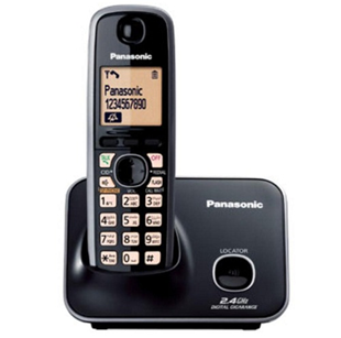 Panasonic Cordless in Black color