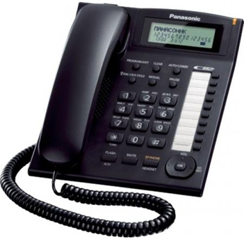 Panasonic Executive Telephone in Black color